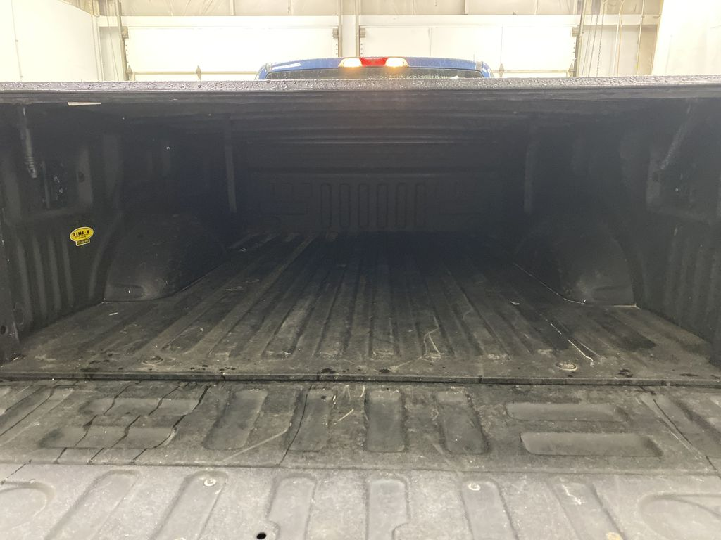 Blue[Blue Jeans Metallic] 2018 Ford F-150 Trunk / Cargo Area Photo in Dartmouth NS