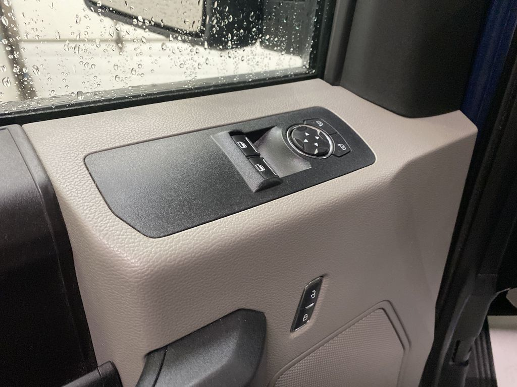 Blue[Blue Jeans Metallic] 2018 Ford F-150  Driver's Side Door Controls Photo in Dartmouth NS