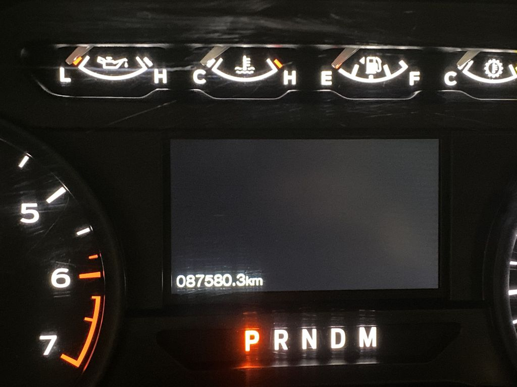 Blue[Blue Jeans Metallic] 2018 Ford F-150 Odometer Photo in Dartmouth NS