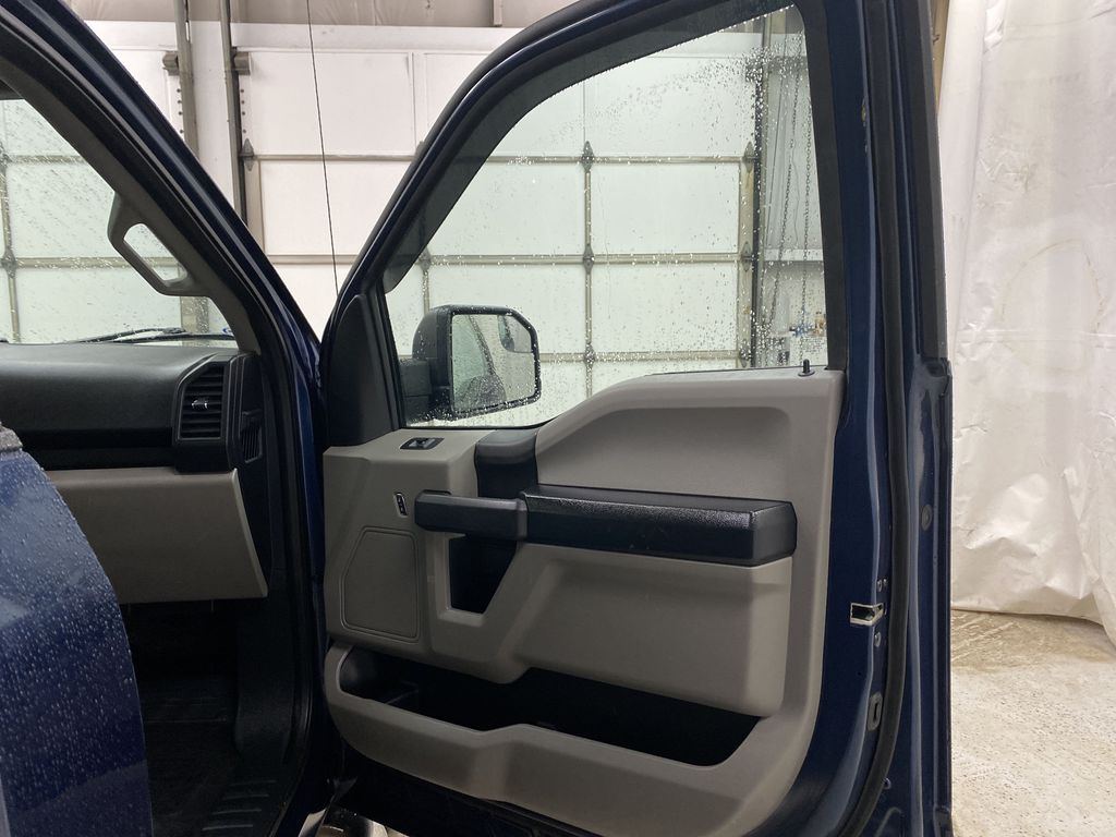 Blue[Blue Jeans Metallic] 2018 Ford F-150 Right Front Interior Door Panel Photo in Dartmouth NS