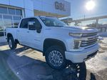 White[Iridescent Pearl Tricoat] 2021 Chevrolet Silverado 3500HD High Country Primary Listing Photo in Calgary AB