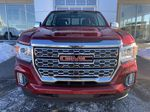 Red[Cayenne Red Tintcoat] 2021 GMC Canyon Denali Front Vehicle Photo in Calgary AB