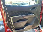 Red[Cayenne Red Tintcoat] 2021 GMC Canyon Denali Left Front Interior Door Panel Photo in Calgary AB