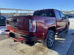 Red[Cayenne Red Tintcoat] 2021 GMC Canyon Denali Right Rear Corner Photo in Calgary AB