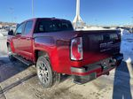 Red[Cayenne Red Tintcoat] 2021 GMC Canyon Denali Left Rear Corner Photo in Calgary AB