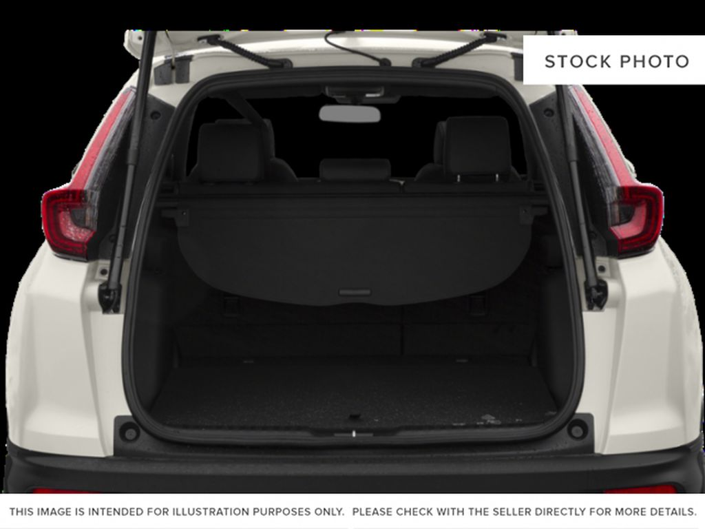 RED R-569M 2021 Honda CR-V Trunk / Cargo Area Photo in Kelowna BC