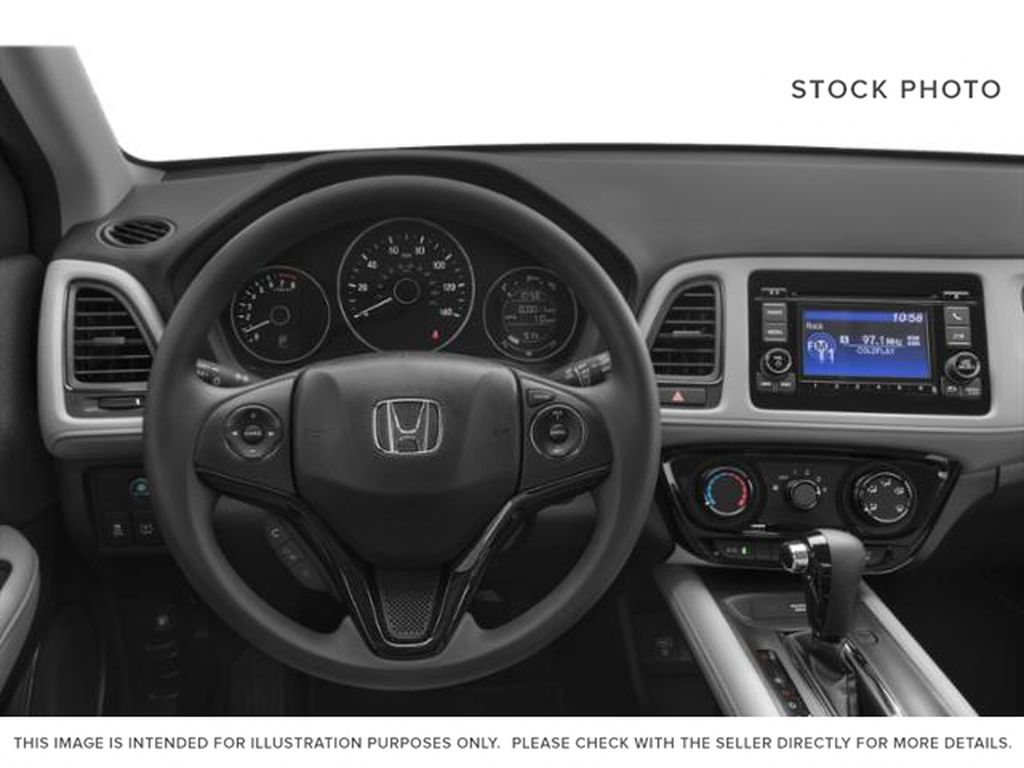 WHITE/NH-883P 2021 Honda HR-V Right Side Front Seat  Photo in Kelowna BC
