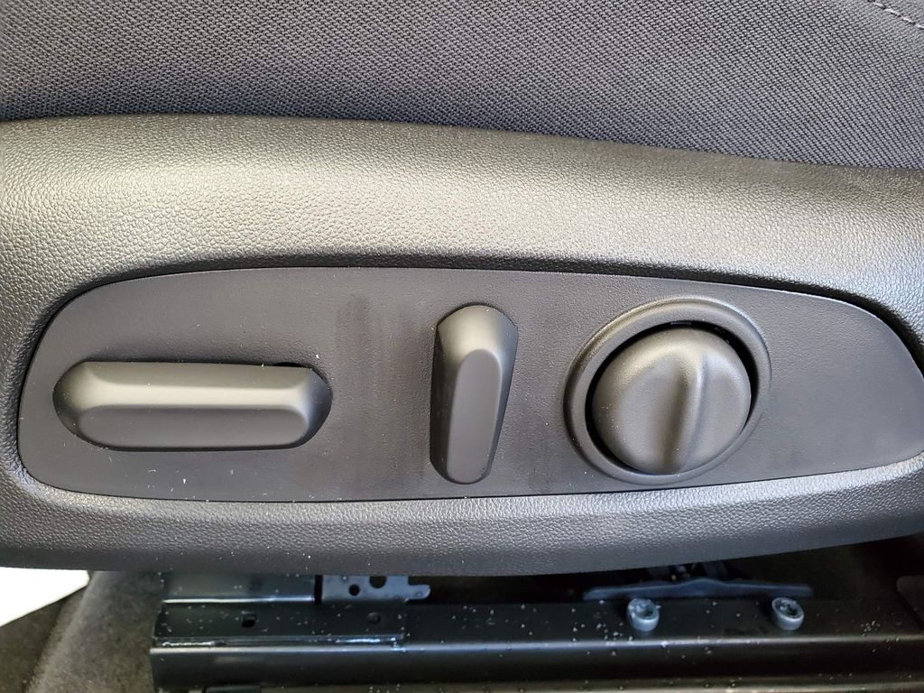 Grey 2021 Chevrolet Malibu Left Front Interior Photo in Airdrie AB
