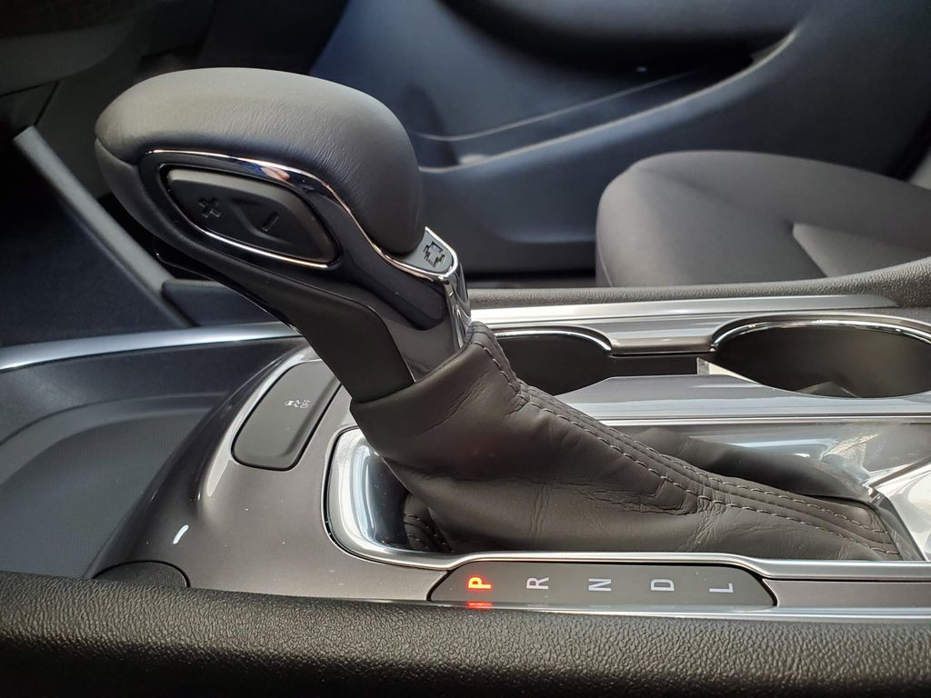 Grey 2021 Chevrolet Malibu Left Side Rear Seat  Photo in Airdrie AB