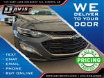 Grey 2021 Chevrolet Malibu Primary Listing Photo in Airdrie AB