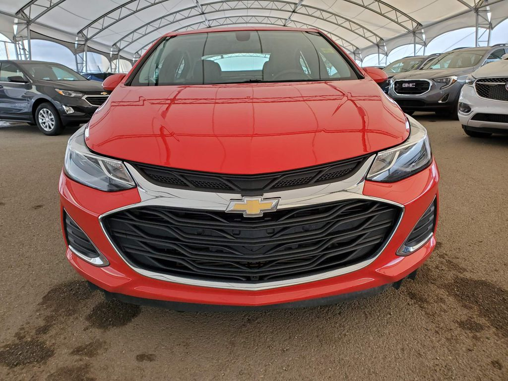 2019 Chevrolet Cruze Left Front Corner Photo in Airdrie AB