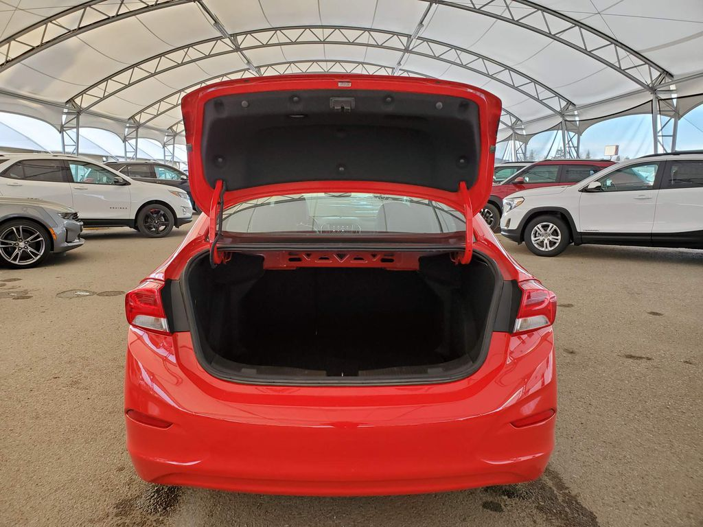 2019 Chevrolet Cruze Rear of Vehicle Photo in Airdrie AB