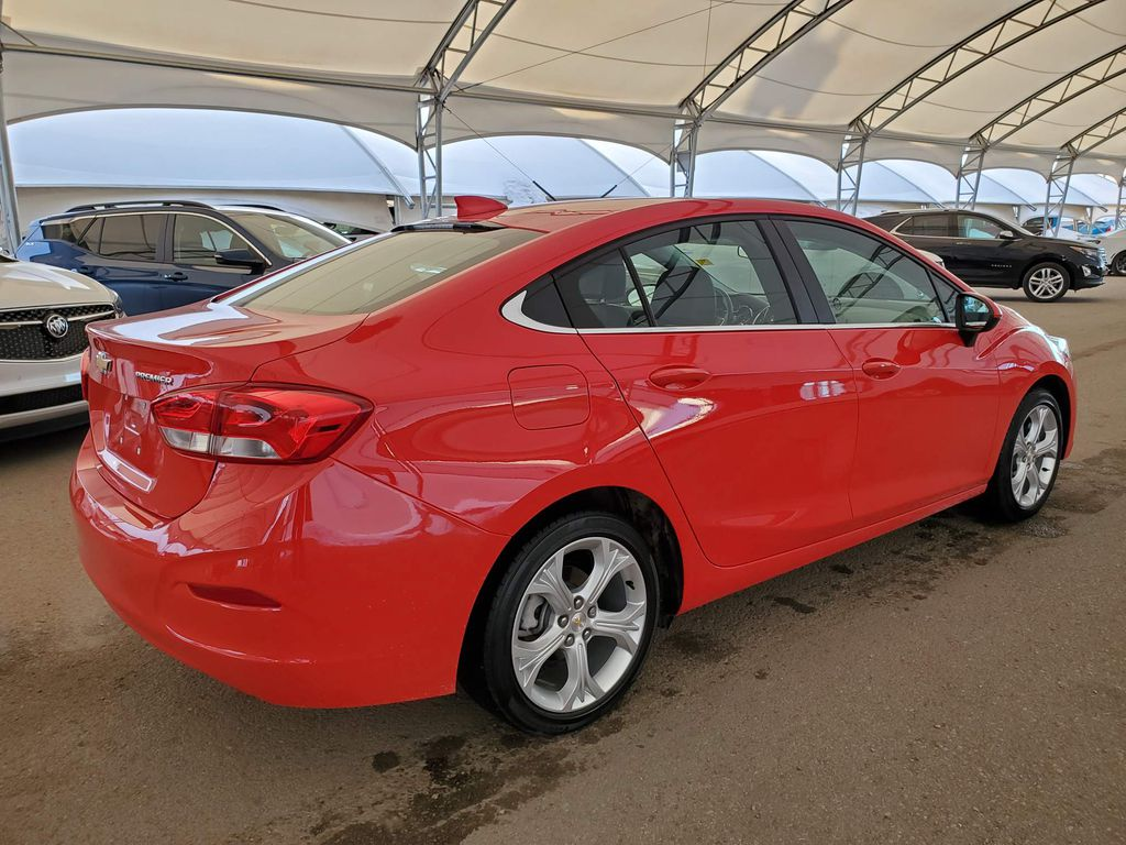 2019 Chevrolet Cruze Right Rear Interior Door Panel Photo in Airdrie AB
