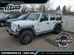 White 2018 Jeep Wrangler Unlimited Primary Listing Photo in Fort Macleod AB