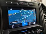 Black[Shadow Black] 2018 Ford F-150 Navigation Screen Closeup Photo in Dartmouth NS