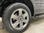 Black[Shadow Black] 2018 Ford F-150 Left Front Rim and Tire Photo in Dartmouth NS