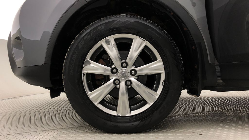 Gray[Magnetic Grey Metallic] 2014 Toyota RAV4 Limited AWD - Leather, Navigation, Backup Cam Left Front Rim and Tire Photo in Winnipeg MB