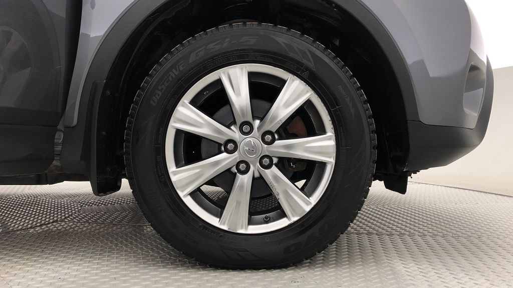 Gray[Magnetic Grey Metallic] 2014 Toyota RAV4 Limited AWD - Leather, Navigation, Backup Cam Right Front Rim and Tire Photo in Winnipeg MB