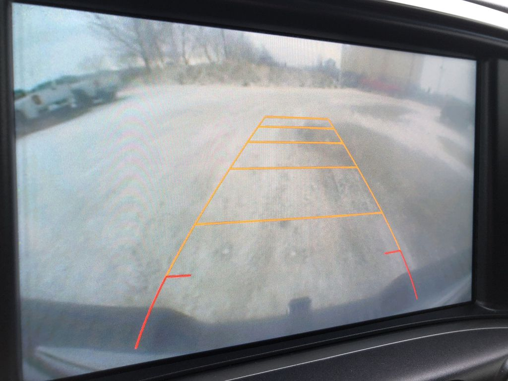 Black[Black] 2016 Chevrolet Silverado 2500HD Backup Camera Closeup Photo in Edmonton AB