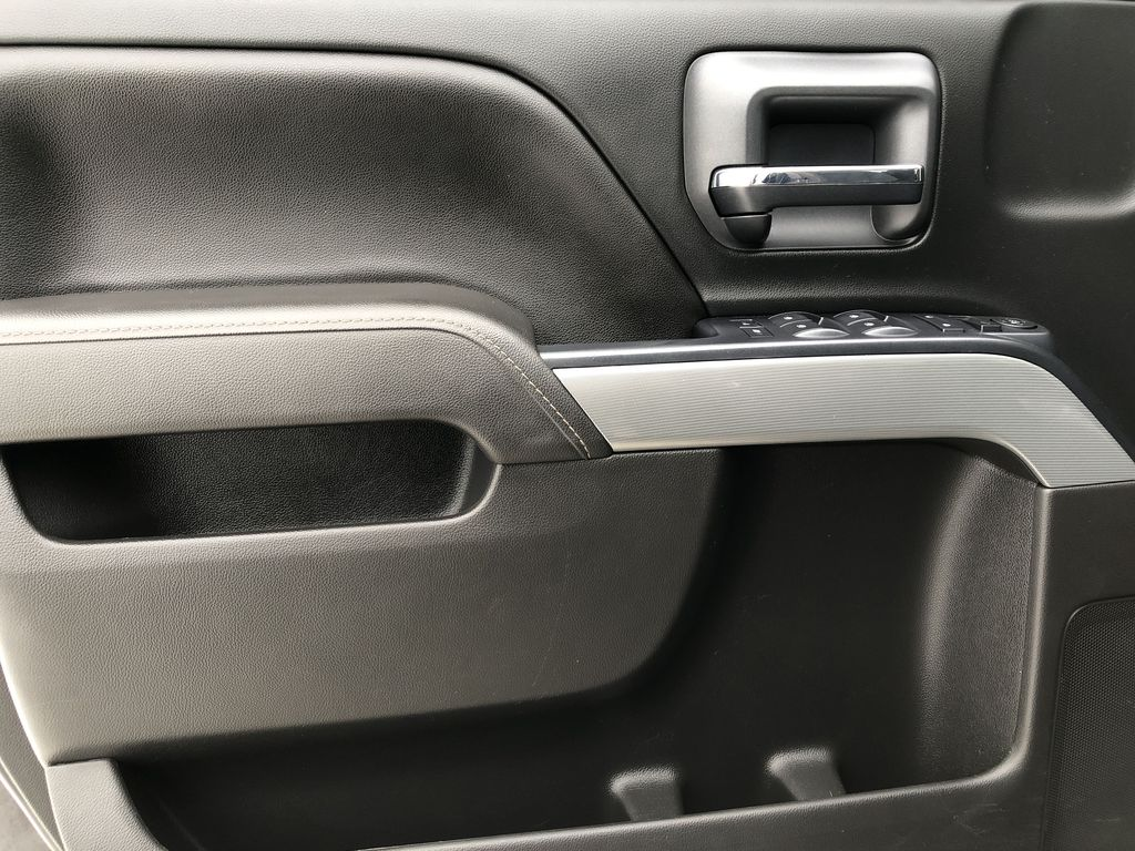 Black[Black] 2016 Chevrolet Silverado 2500HD Left Front Interior Door Panel Photo in Edmonton AB