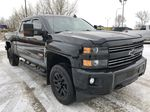 Black[Black] 2016 Chevrolet Silverado 2500HD Right Front Corner Photo in Edmonton AB