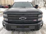 Black[Black] 2016 Chevrolet Silverado 2500HD Front Vehicle Photo in Edmonton AB