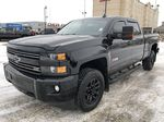 Black[Black] 2016 Chevrolet Silverado 2500HD Left Front Corner Photo in Edmonton AB