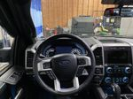 BLACK 2018 Ford F-150 Front Vehicle Photo in Edmonton AB