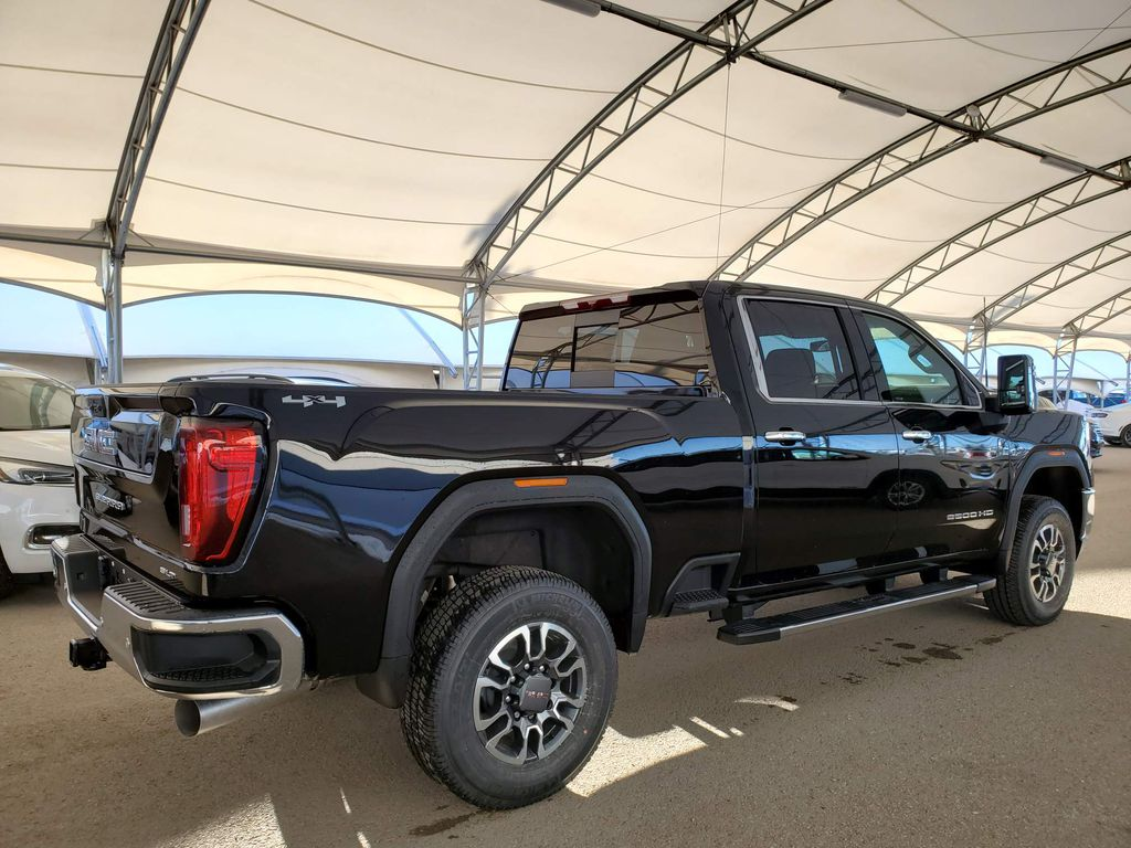 Black 2021 GMC Sierra 2500HD Right Side Front Seat  Photo in Airdrie AB