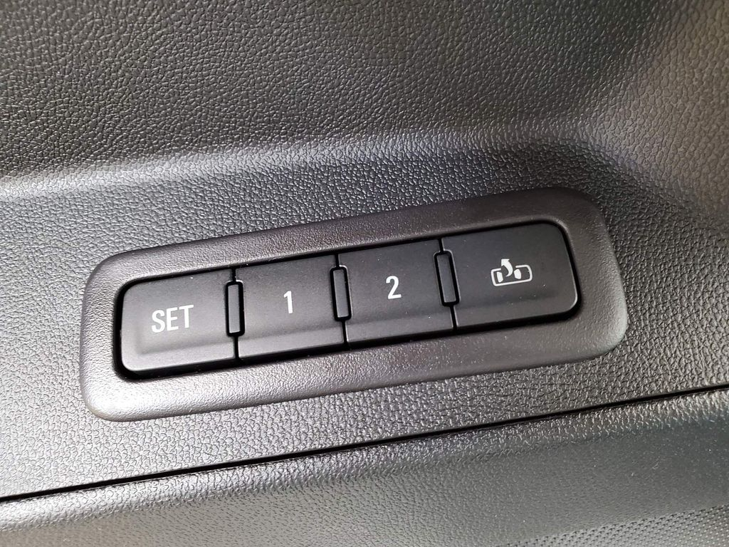 White 2021 Chevrolet Equinox Left Front Interior Photo in Airdrie AB