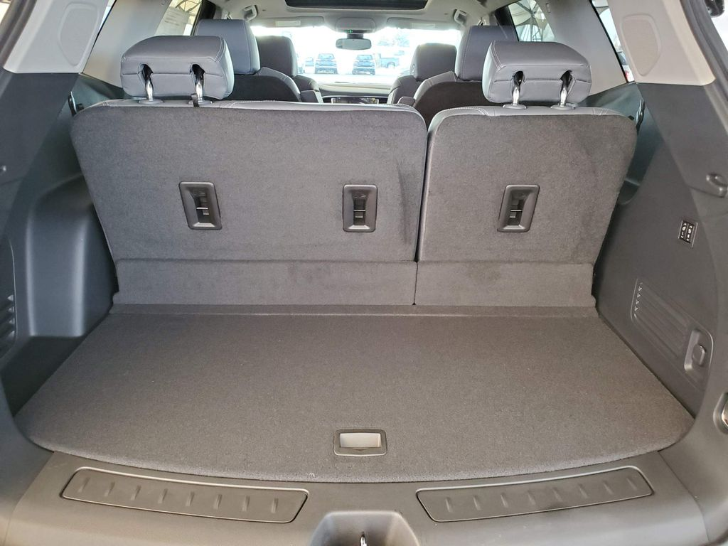 White 2021 Buick Enclave Passenger Rear Door Controls Photo in Airdrie AB