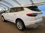 White 2021 Buick Enclave Trunk / Cargo Area Photo in Airdrie AB