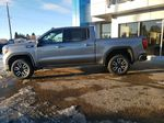 Dark Grey 2021 GMC Sierra 1500 Left Front Head Light / Bumper and Grill in Westlock AB