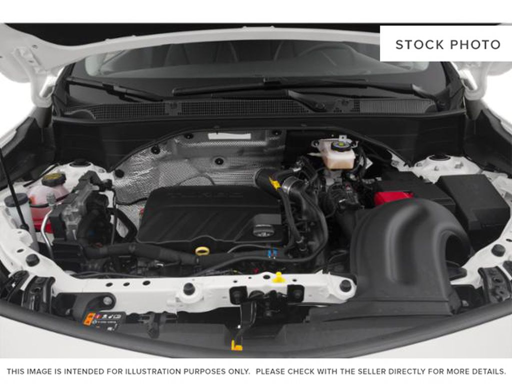 BLACK CURRANT 2021 Buick Encore GX Engine Compartment Photo in Oshawa ON