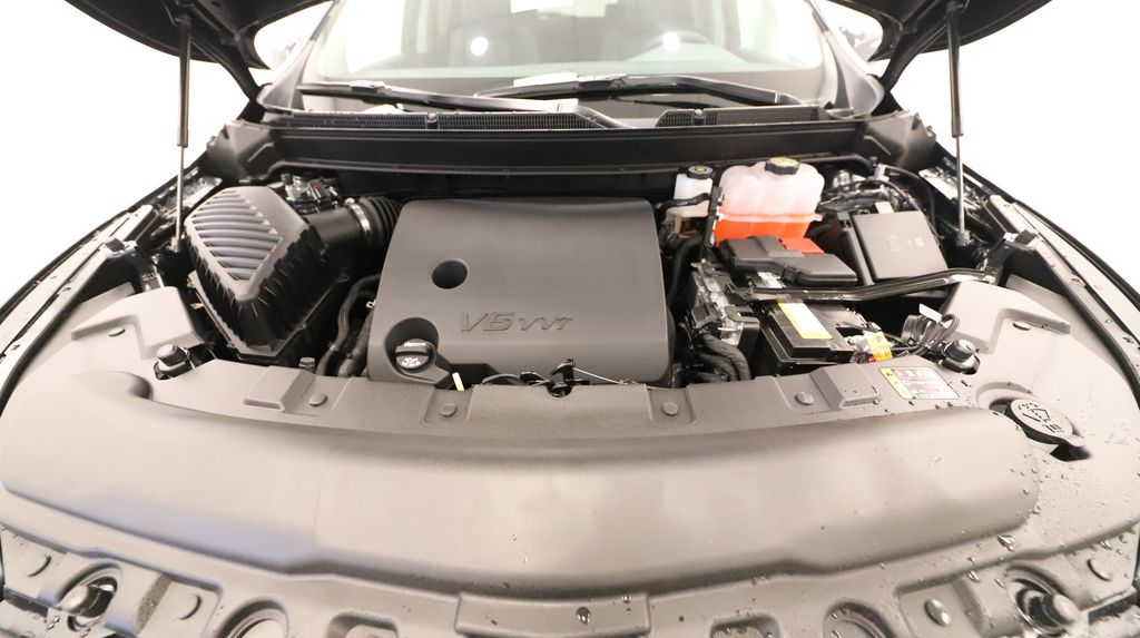 Grey 2021 Buick Enclave Engine Compartment Photo in Lethbridge AB