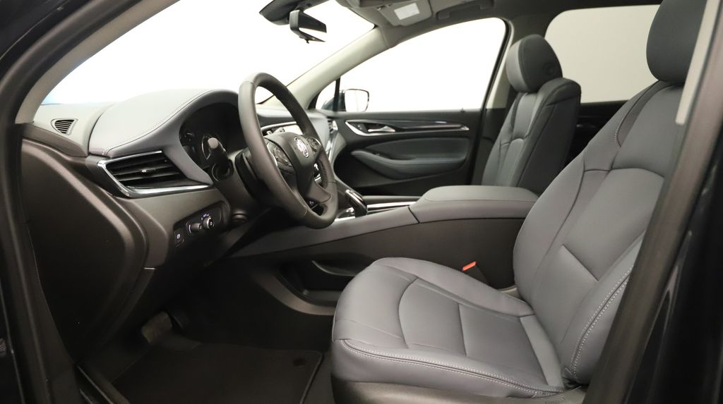 Grey 2021 Buick Enclave Left Side Rear Seat  Photo in Lethbridge AB