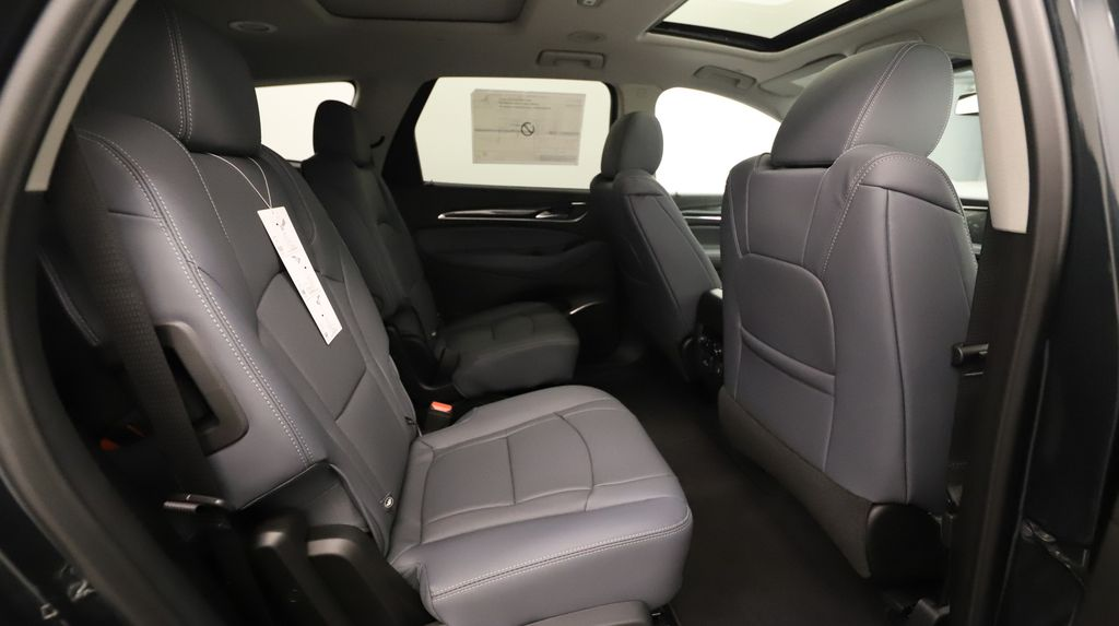 Grey 2021 Buick Enclave Center Console Photo in Lethbridge AB