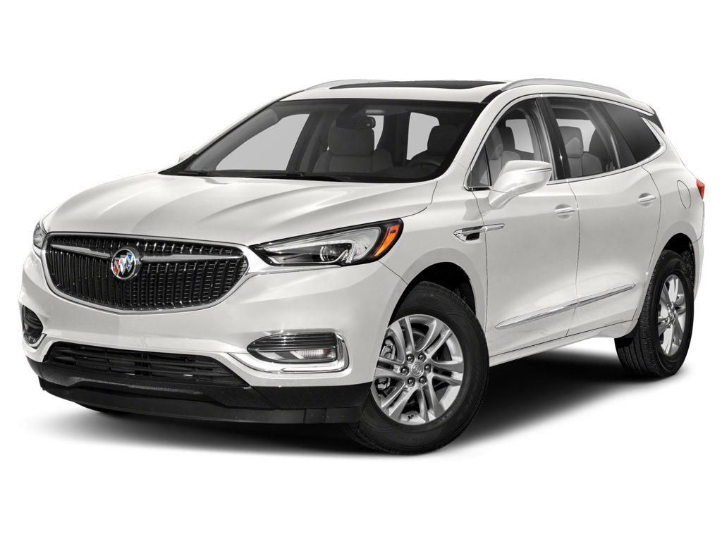 White 2021 Buick Enclave