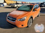 Orange 2014 Subaru XV Crosstrek Primary Listing Photo in Lethbridge AB