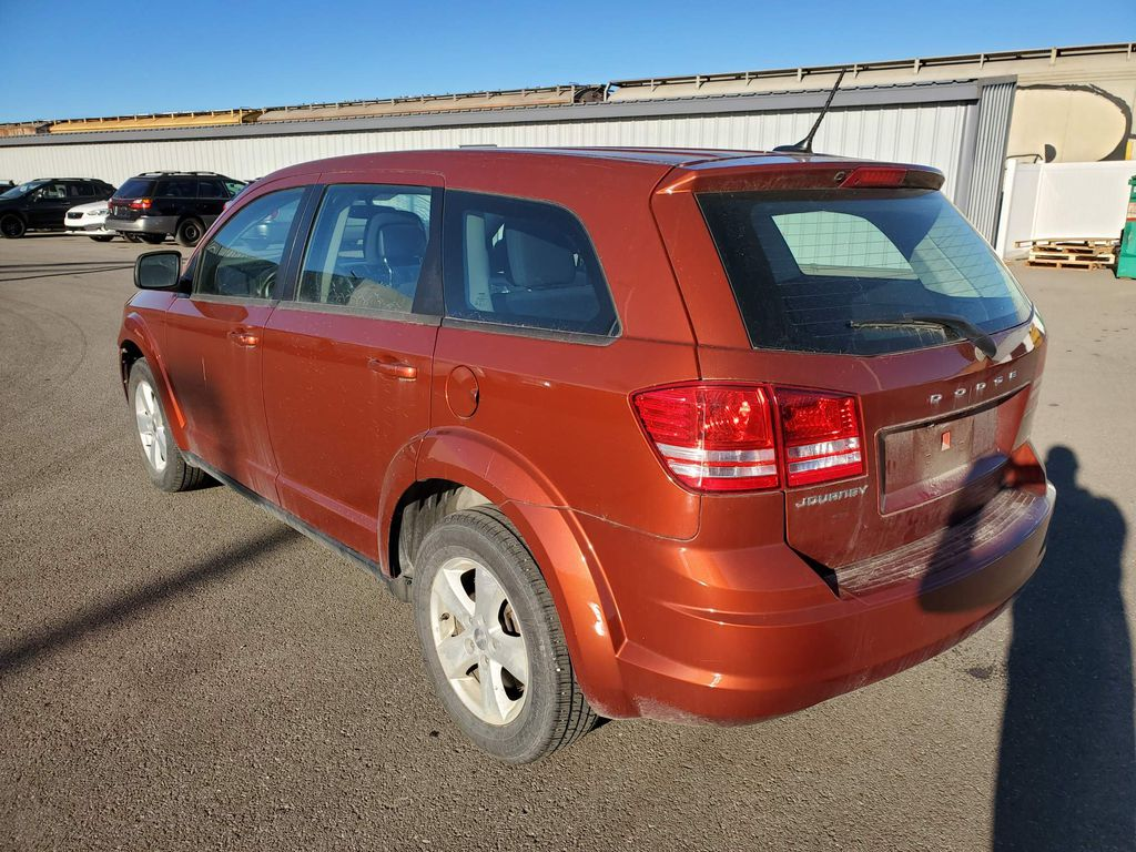Orange 2013 Dodge Journey Left Front Interior Door Panel Photo in Lethbridge AB