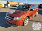 Orange 2013 Dodge Journey Primary Listing Photo in Lethbridge AB