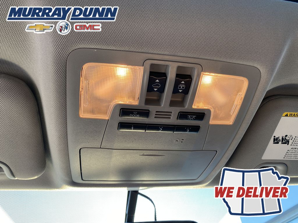 2015 Toyota Highlander Roof Mounted Controls Photo in Nipawin SK