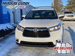 2015 Toyota Highlander Front Vehicle Photo in Nipawin SK