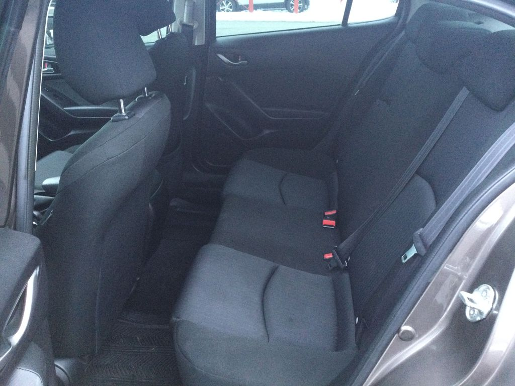 2015 Mazda Mazda3 Left Side Rear Seat  Photo in Brockville ON