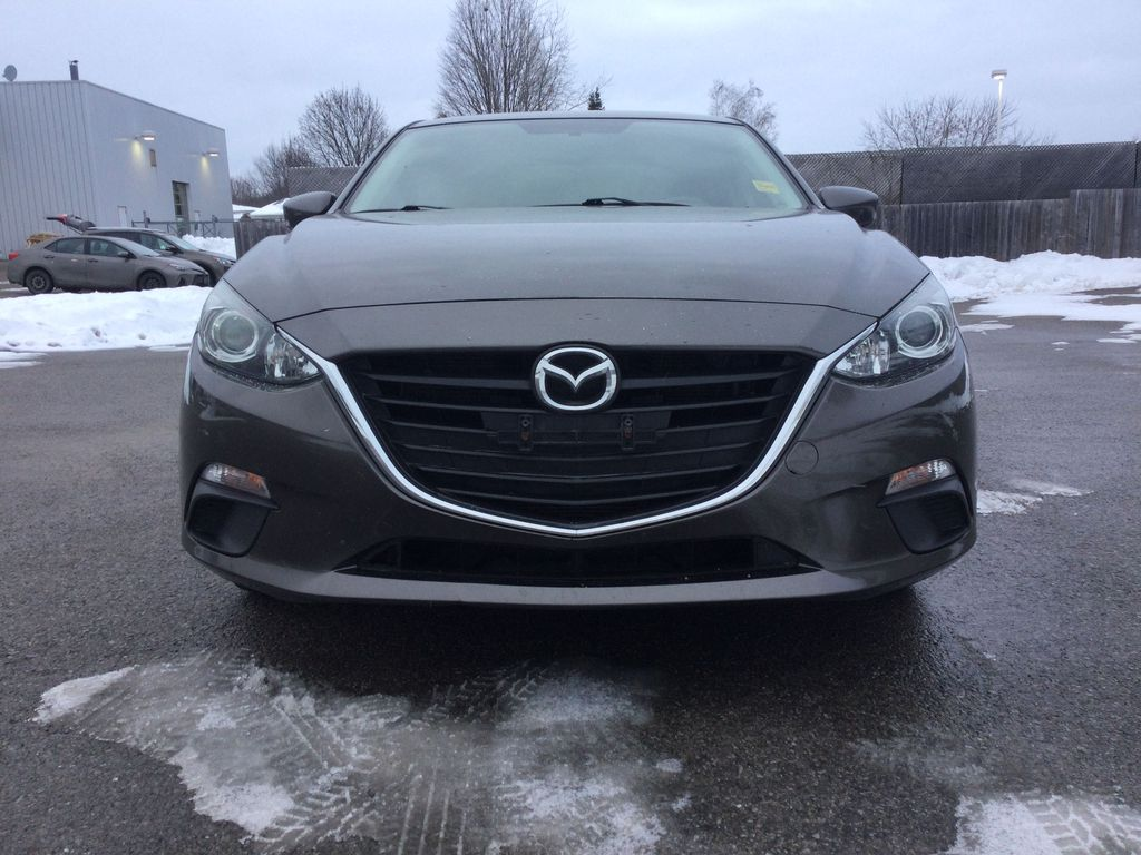 2015 Mazda Mazda3 Front Vehicle Photo in Brockville ON