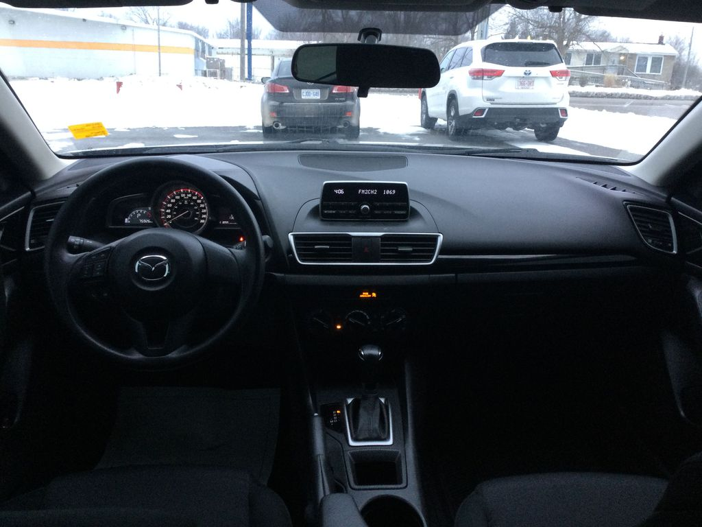 2015 Mazda Mazda3 Strng Wheel/Dash Photo: Frm Rear in Brockville ON