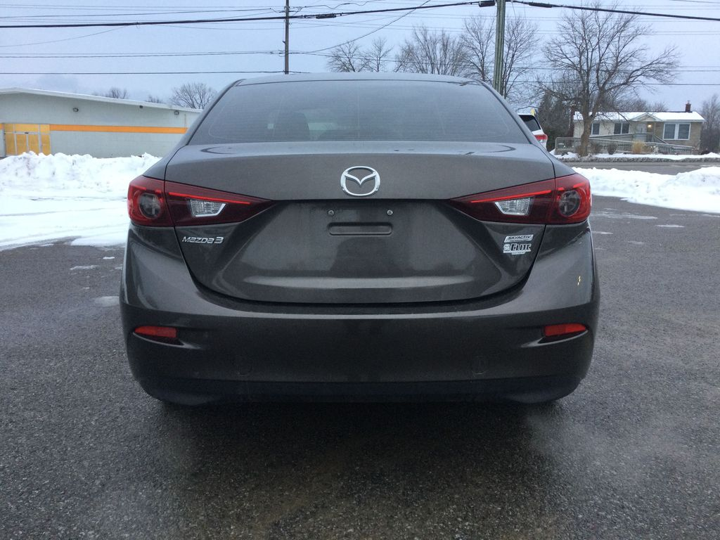 2015 Mazda Mazda3 Rear of Vehicle Photo in Brockville ON