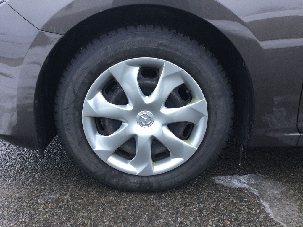 2015 Mazda Mazda3 Left Front Rim and Tire Photo in Brockville ON