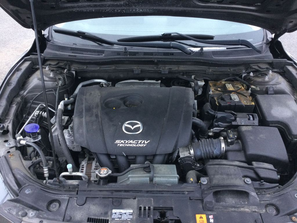2015 Mazda Mazda3 Engine Compartment Photo in Brockville ON