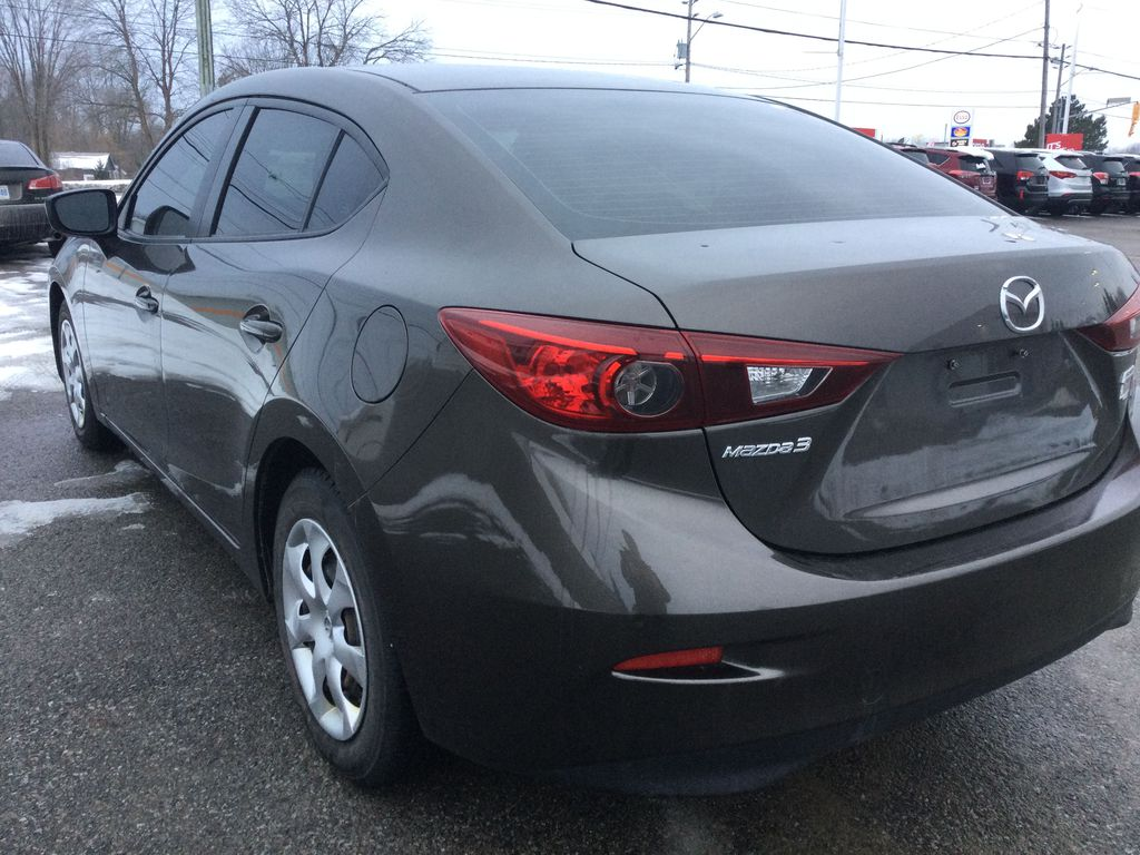2015 Mazda Mazda3 Left Rear Corner Photo in Brockville ON